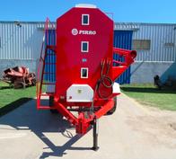 Carro Horizontal De Cereales Distribuidor Jp4000- Pirro