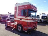 Camión Scania 124 R 420 3 Pedals Retarder