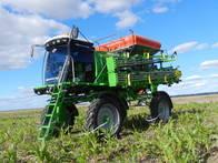 Fertilizadora Metalfor FSM Neumática Con Kit Altina JLD