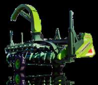 Extractora De Forrajes Bernardín Krueger 4.5